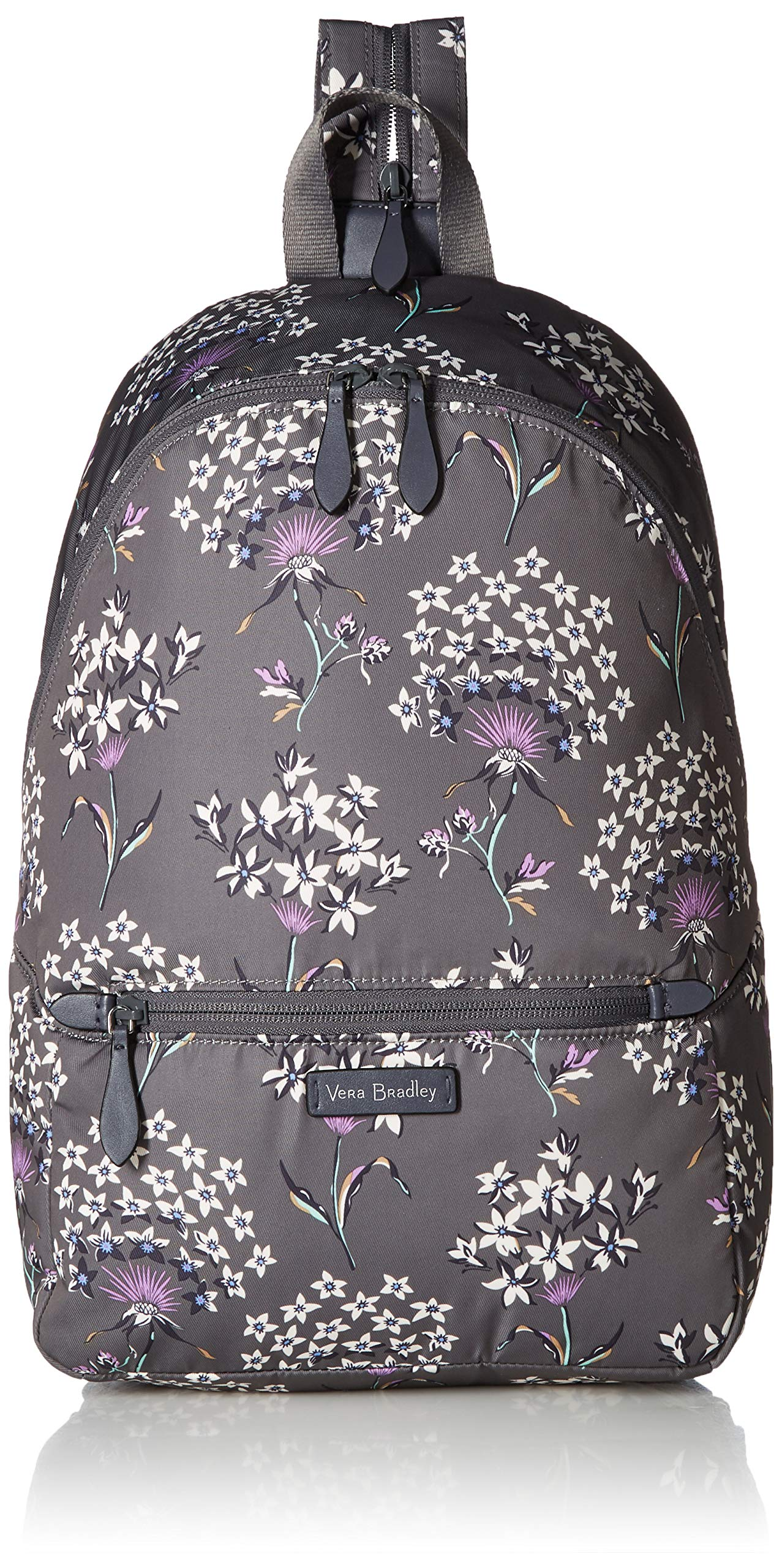 Vera Bradley Midtown Convertible Backpack, dandelion Wishes by Vera Bradley