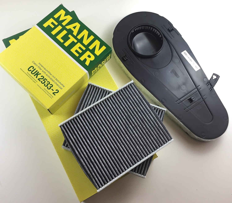 Innenraumfilter Pollenfilter Mikrofilter Aktivkohlefilter für BMW 7er F01-F04