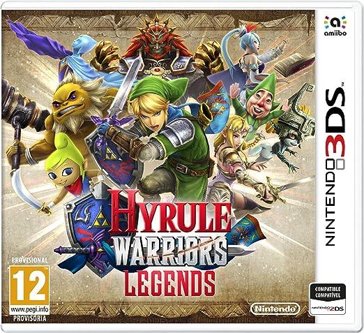 Hyrule Warriors Legends: nintendo 3ds: Amazon.es: Videojuegos