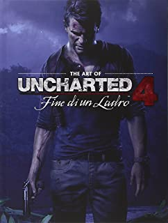 Ps4 Game Uncharted Cosplay A ThiefS End Nathan Drake Disfraz de Halloween Hombre XX-Large: Amazon.es: Ropa y accesorios