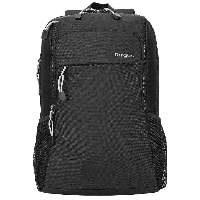 Targus 15.6  TSB968GL Intellect Advanced Backpack  Black  Laptop Backpacks