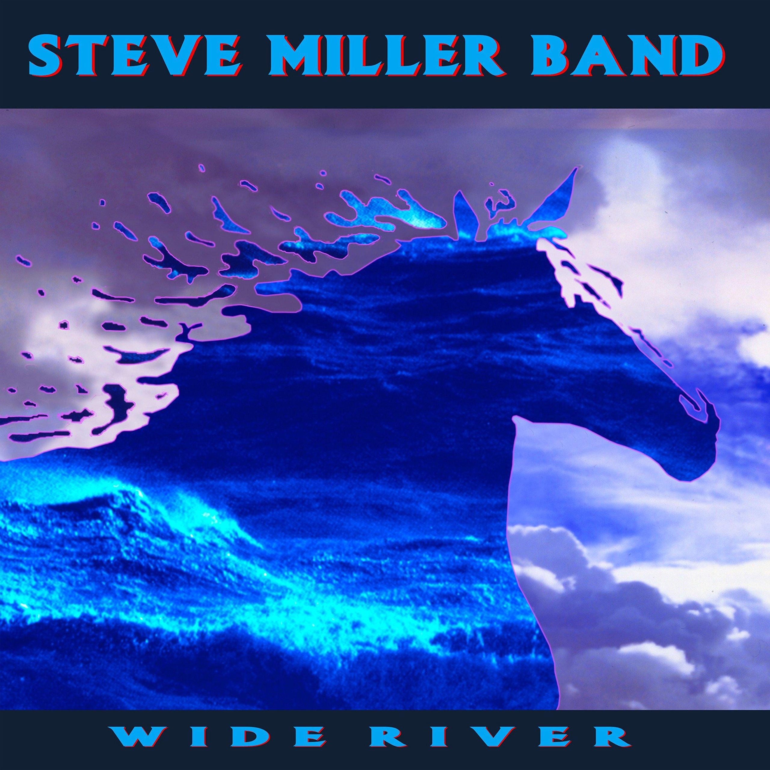 CD : Steve Miller - Wide River (CD)