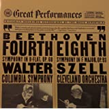 Beethoven: Symphonies 4 & 8 (CBS Great Performances)