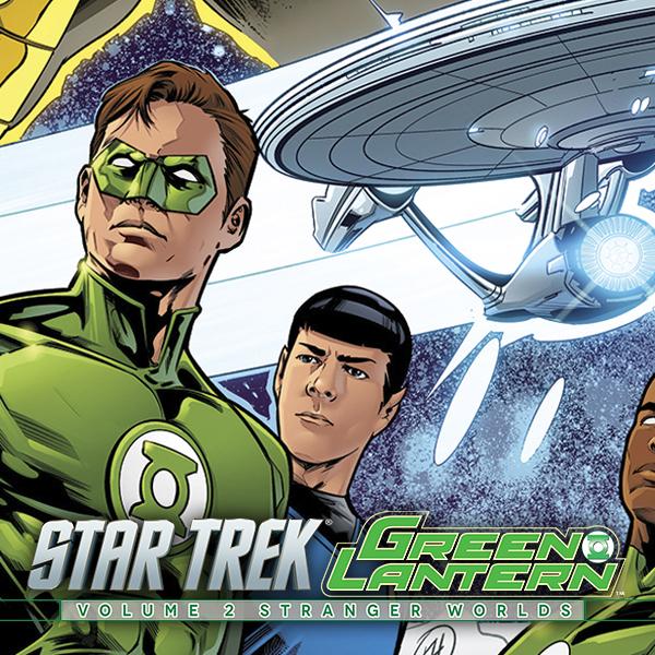 Star Trek/Green Lantern (Issues) (5 Book Series)