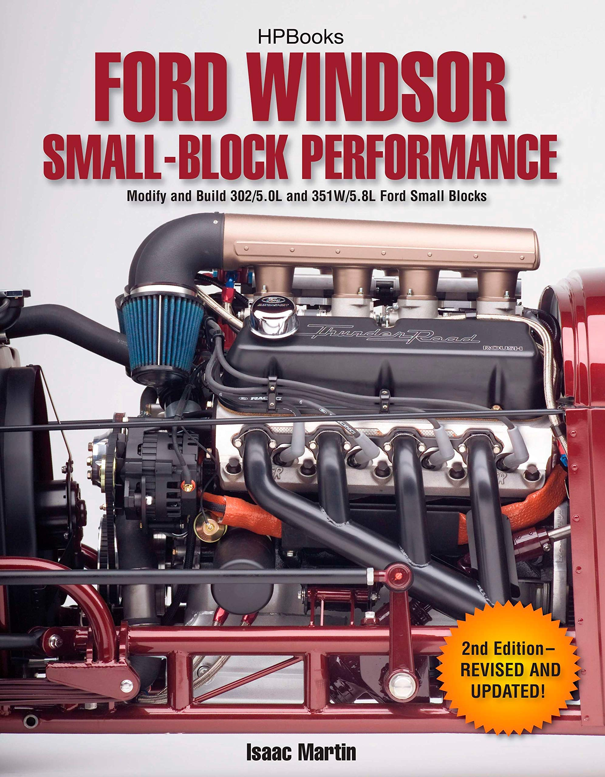 FORD WINDSOR small-block Performance-BOOK hp1558