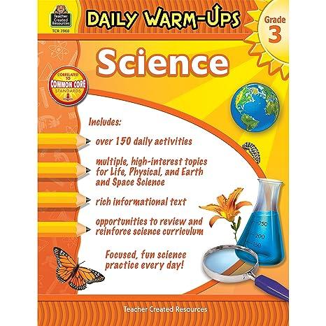 Daily Warm-Ups: Science Grade 3: Robert W Smith