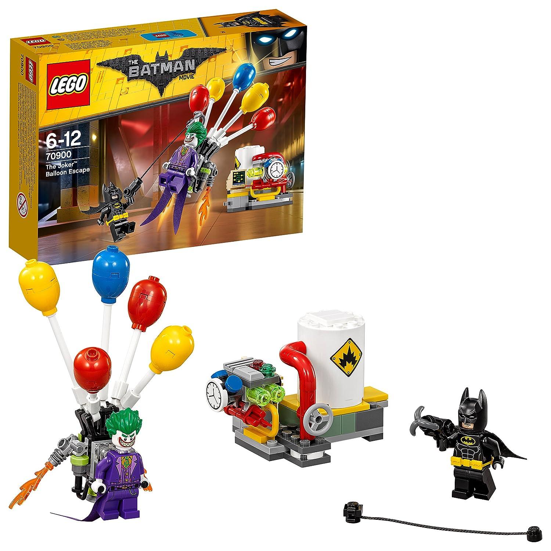 LEGO Super Héroes - Globos de Fuga de The Joker (70900) Lego S.A.
