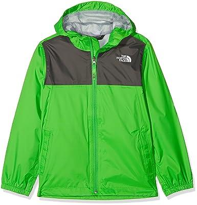 9e6944f2b THE NORTH FACE Boys' Zip Line Rain Jacket