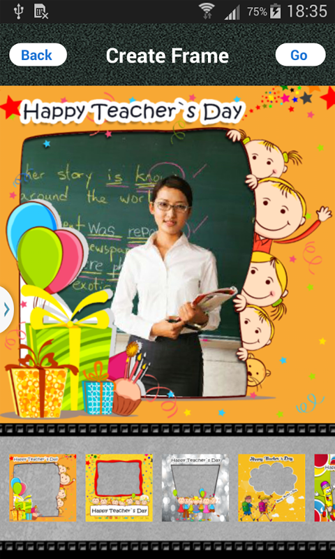 Amazon.com: Teachers Day Frames: Appstore for Android