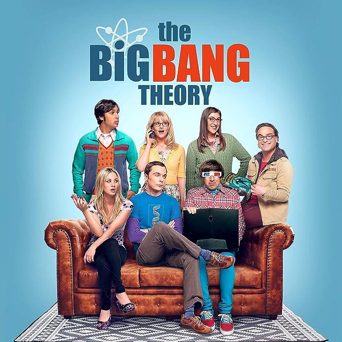 The Big Bang Theory: The Twelfth and Final Season (DVD)