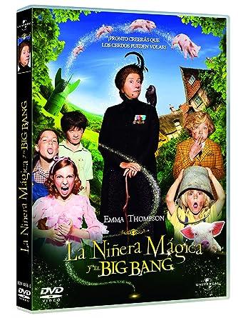 La Niñera Mágica Y El Big Bang Import Espagnol Cine Y Tv