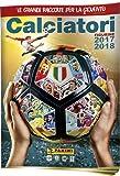 Figurine Calciatori Panini 2017-2018 Esclusive Box - Album + 60 Bustine (10 omaggio) + Poster Esclusivo