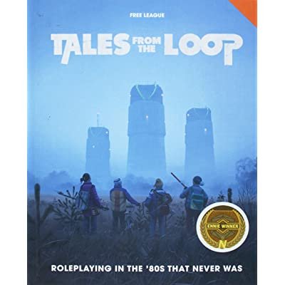 Free League Publishing Tales from The Loop: Toys & Games