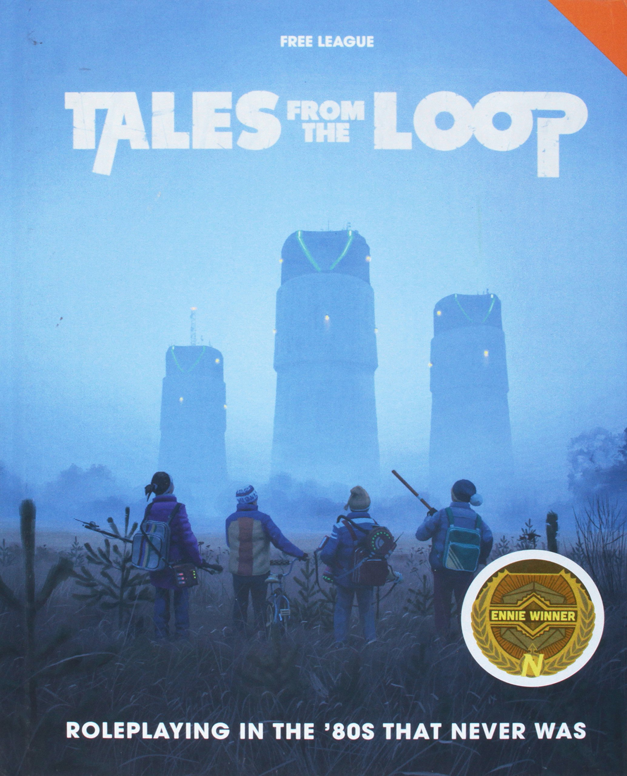 Tales from the Loop by MODIPHIUS