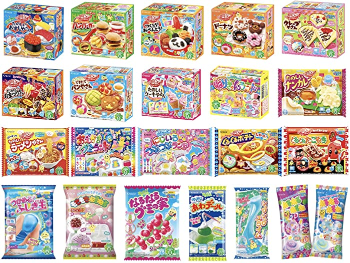 Updated 2021 – Top 10 Japanese Tiny Food