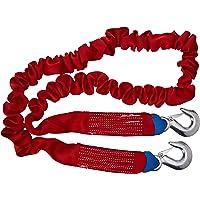 Silverline 443621 Elastisch touw 4 t, 4m x 60 mm