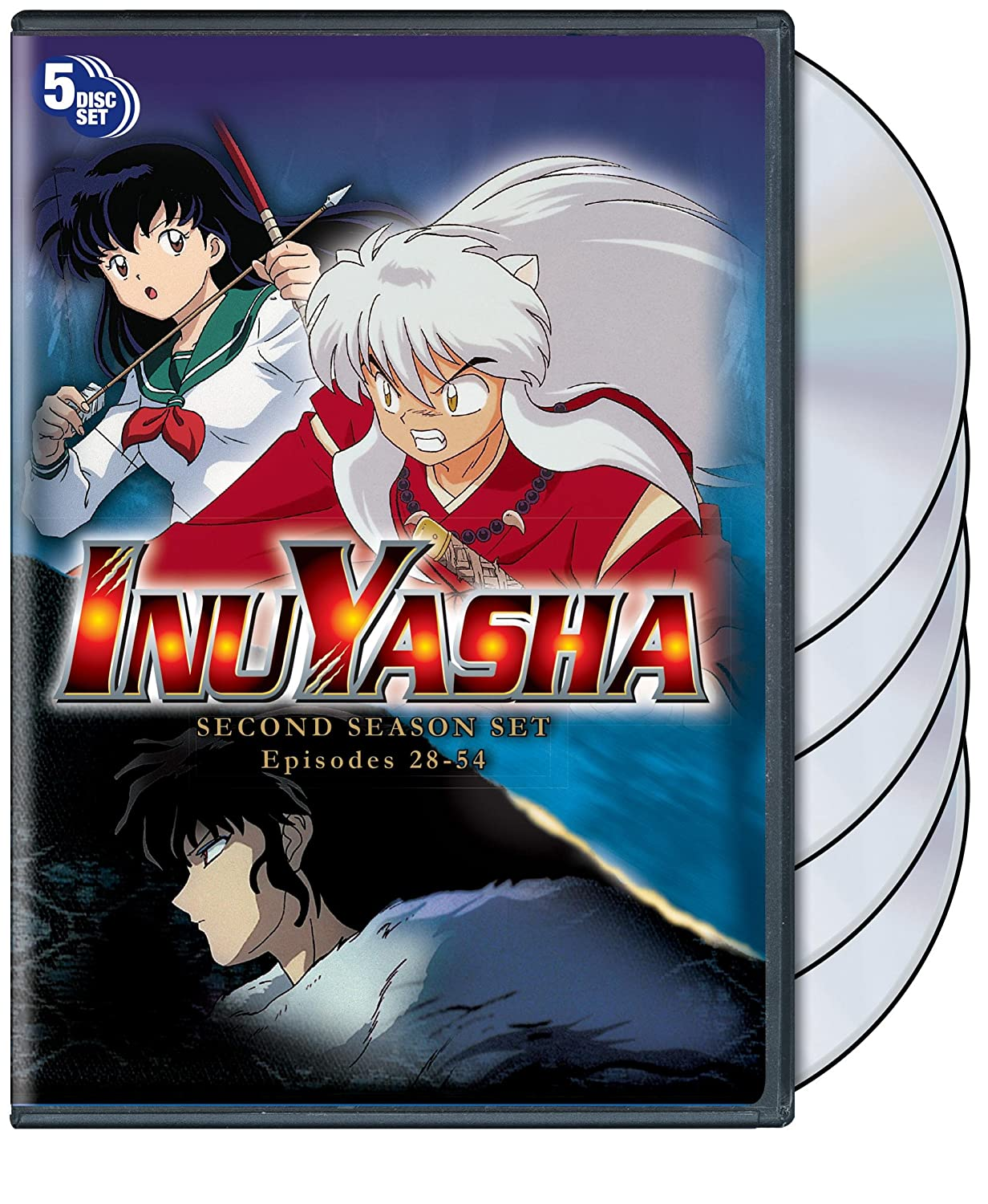 InuYasha: Season 2 (ep.28-54) Various VIZ Media 26382466 Anime / Japanimation