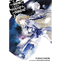 Is It Wrong to Try to Pick Up Girls in a Dungeon?, Vol. 3 (light novel) (English Edition)
