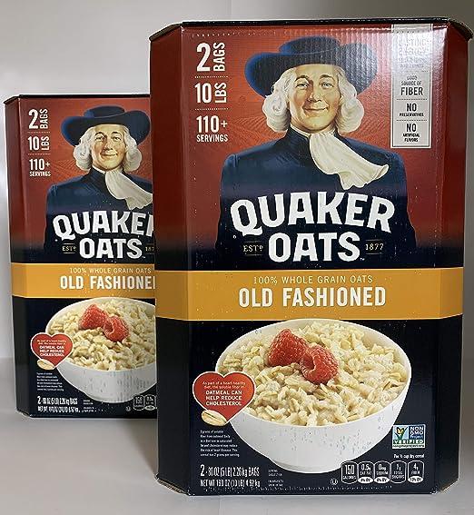 Avena quaker es buena