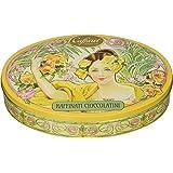 Caffarel Art Nouveau: Confezione Metallo Ovale - 260 g