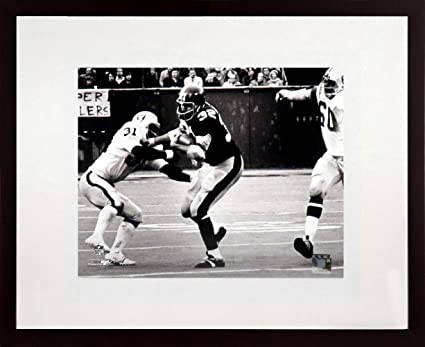"f97b08307da Pittsburgh Steelers Franco Harris ""Immaculate Reception"" 11x14 Photograph  (SGA Value Series) Framed"