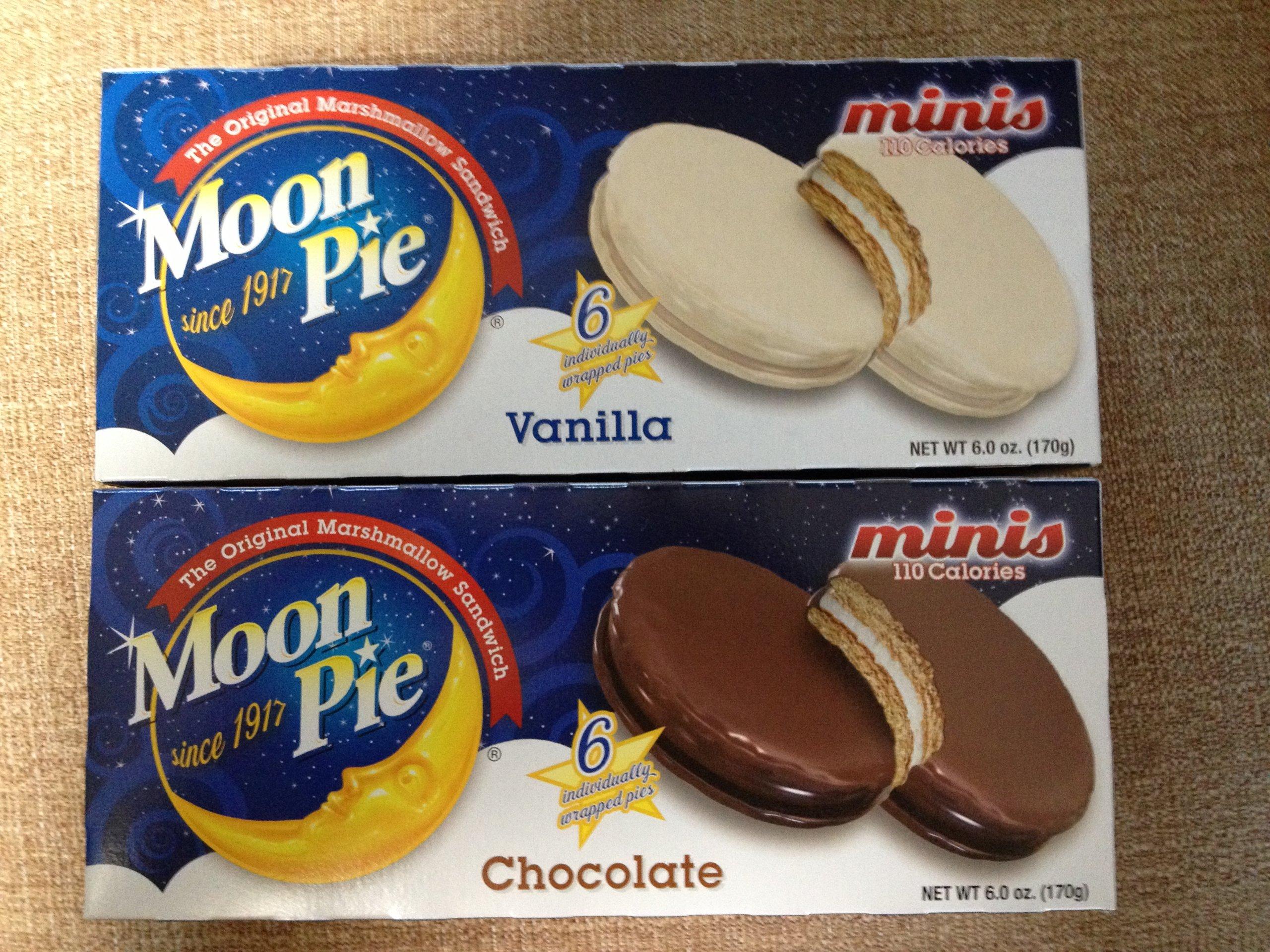 Moon Pie Mini Chocolate Flavor  Oz Box