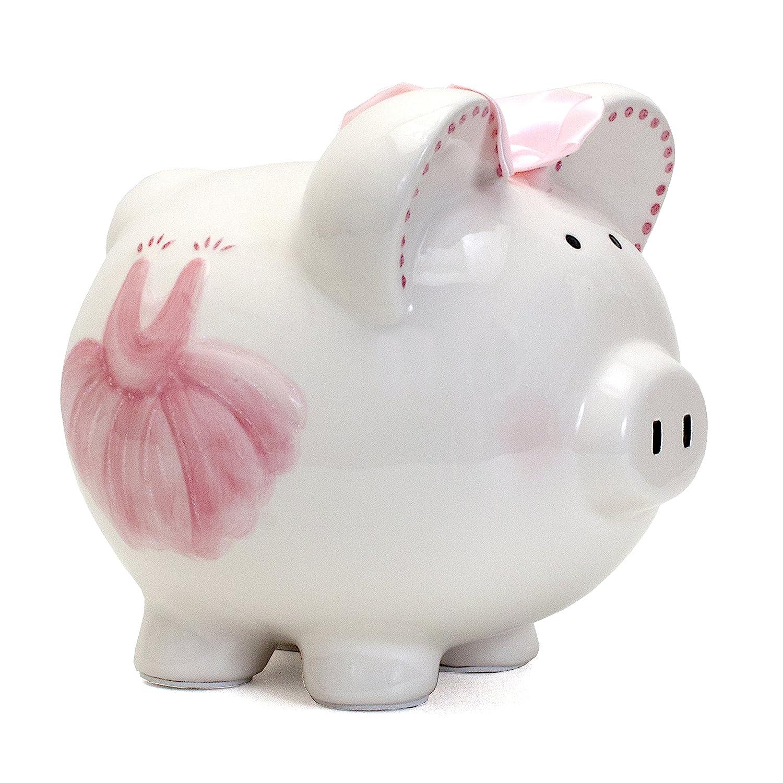 Child to Cherish Piggy Bank Large, Butterfly 36819