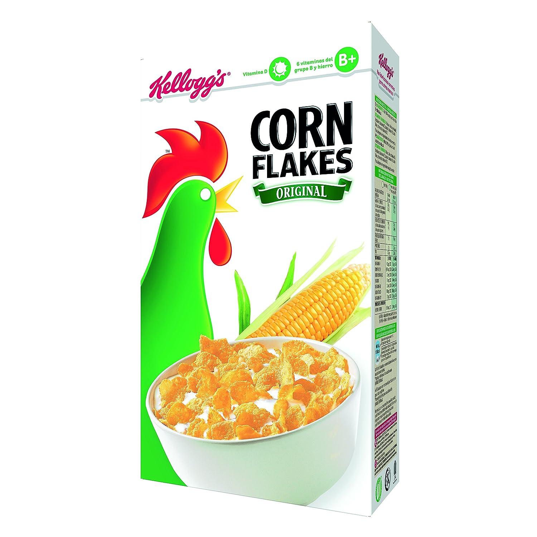 cereales copos de maiz