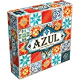 Azul Board Game | Strategy Board Game | Mosaic Tile Placement Game | Family Board Game for Adults and Kids | Ages 8 and up |