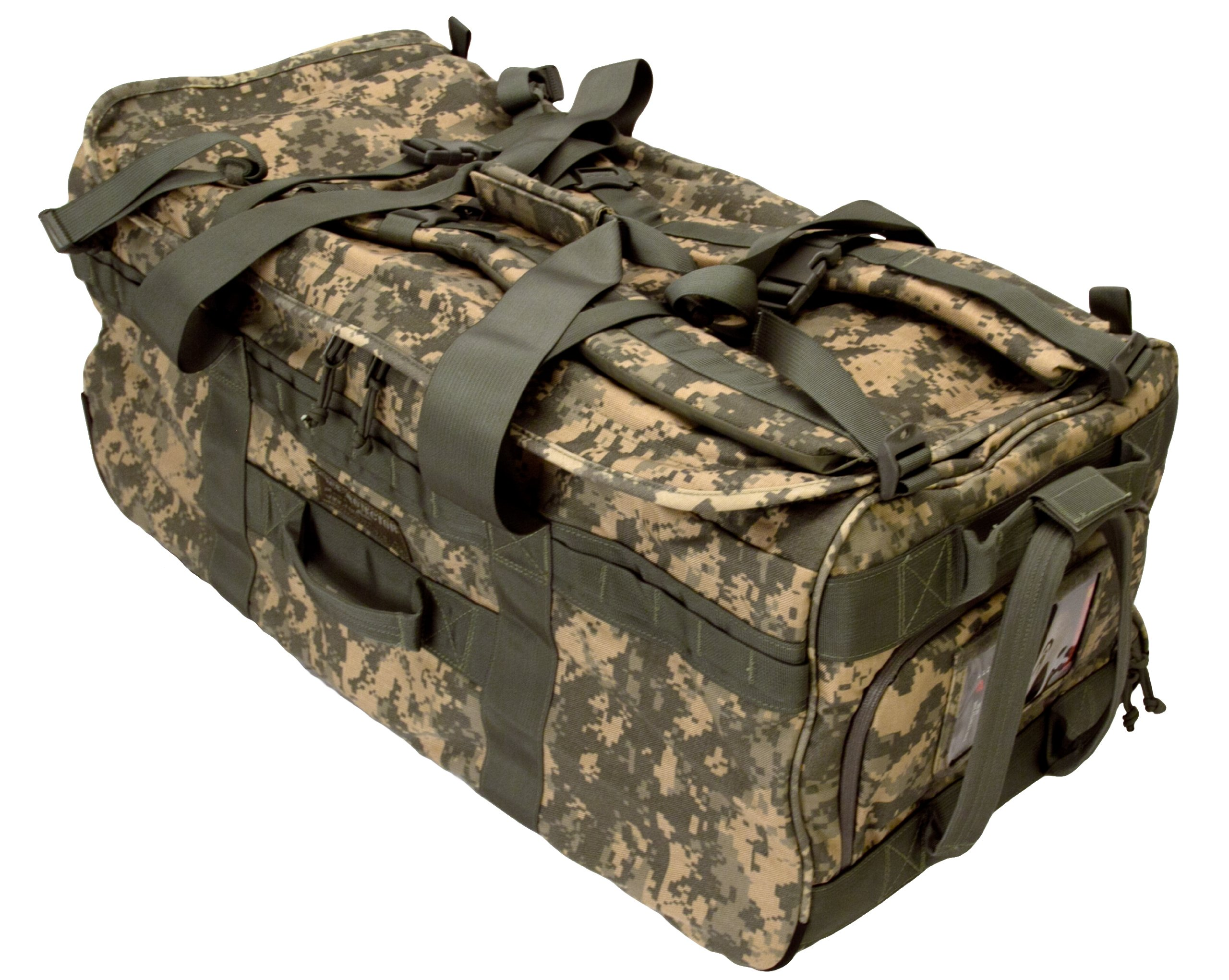 ForceProtector Gear Collapsible Deployer Loadout Bag (ACU)