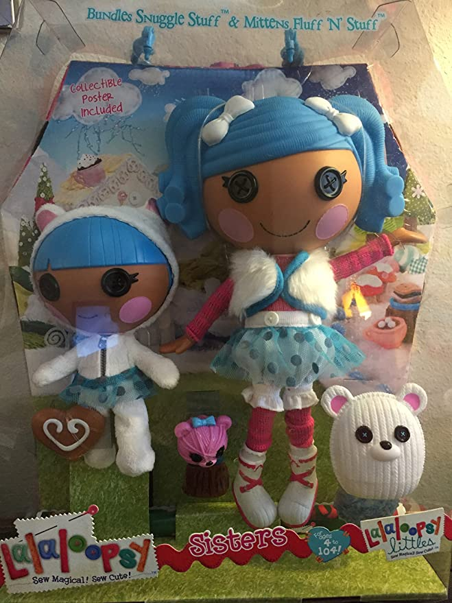 Amazon.com: Lalaloopsy Hermanas Specs reads-a-lot y Bea ...