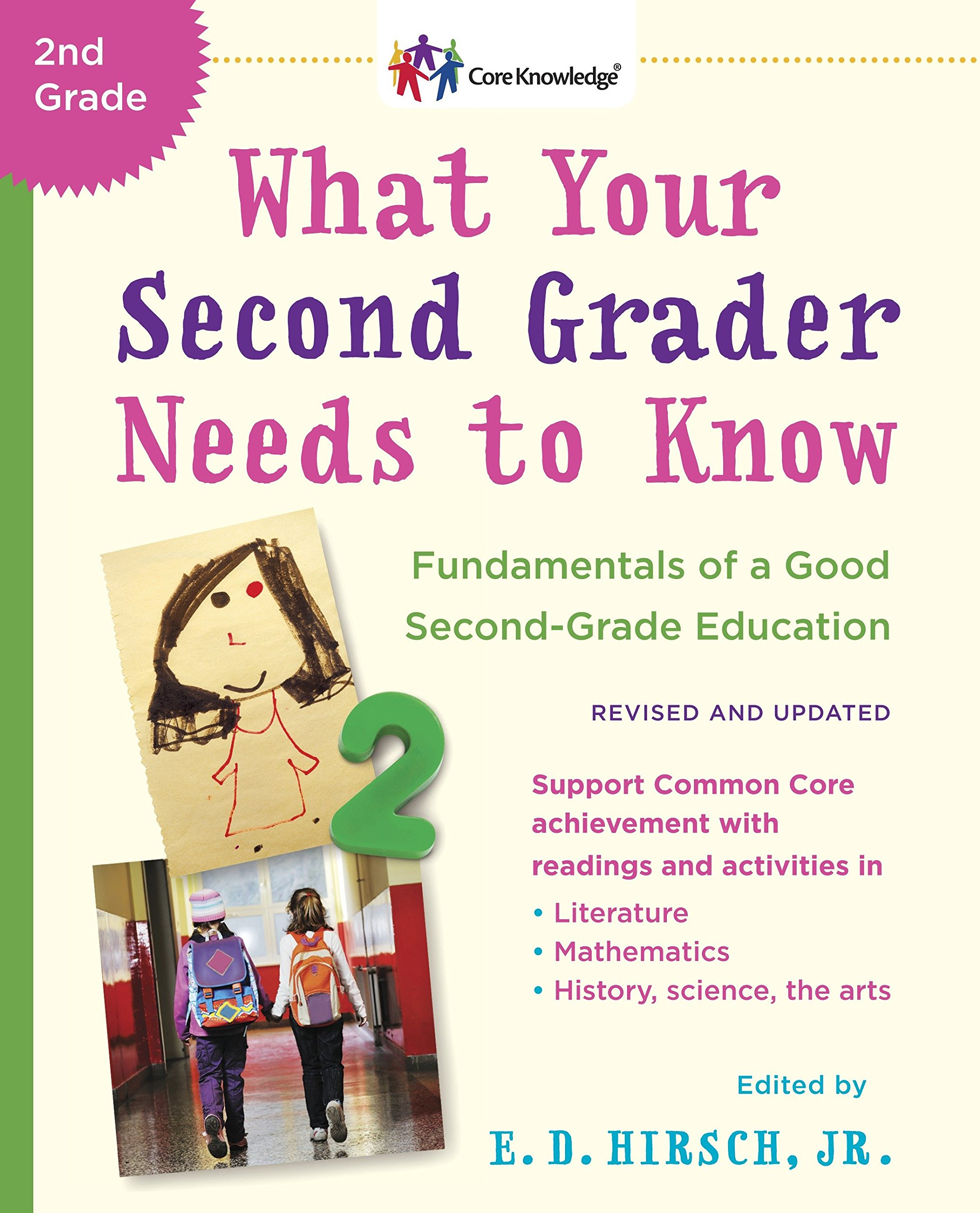Amazon.com: What Your Second Grader Needs to Know (Revised ...