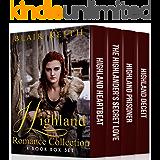 Highland Romance Collection: 4 Book Box Set