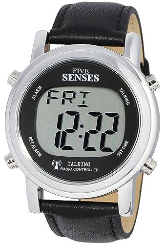 Reloj parlante – se sentidos Metal fácil de leer reloj parlante (srtkd1 –