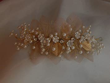 Amazon Com Luxury Prom Wedding Hair Accessories Hair Jewelry