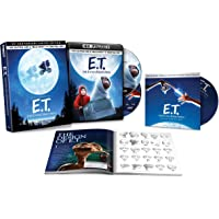 E.T. The Extra-Terrestrial 35th Anniversary Limited Edition (4K Ultra HD + Blu-ray + Digital)