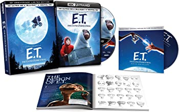 E.T. The Extra-Terrestrial (4K Ultra HD + Blu-ray + Digital)