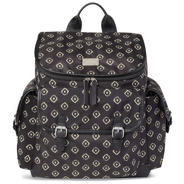 Carter/'s Fashion Diaper Bag Tote with Matching Change Pad Tonal Dot