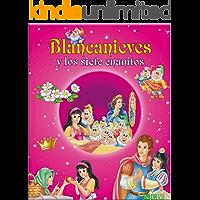 Blancanieves y los siete enanitos: Un cuento de los hermanos Grimm (Mundo de cuentos) (Spanish Edition)