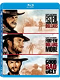 Clint Eastwood 3 Movies Collection: Fistful of Dollars + For a Few Dollars More + The Good, The Bad and The Ugly