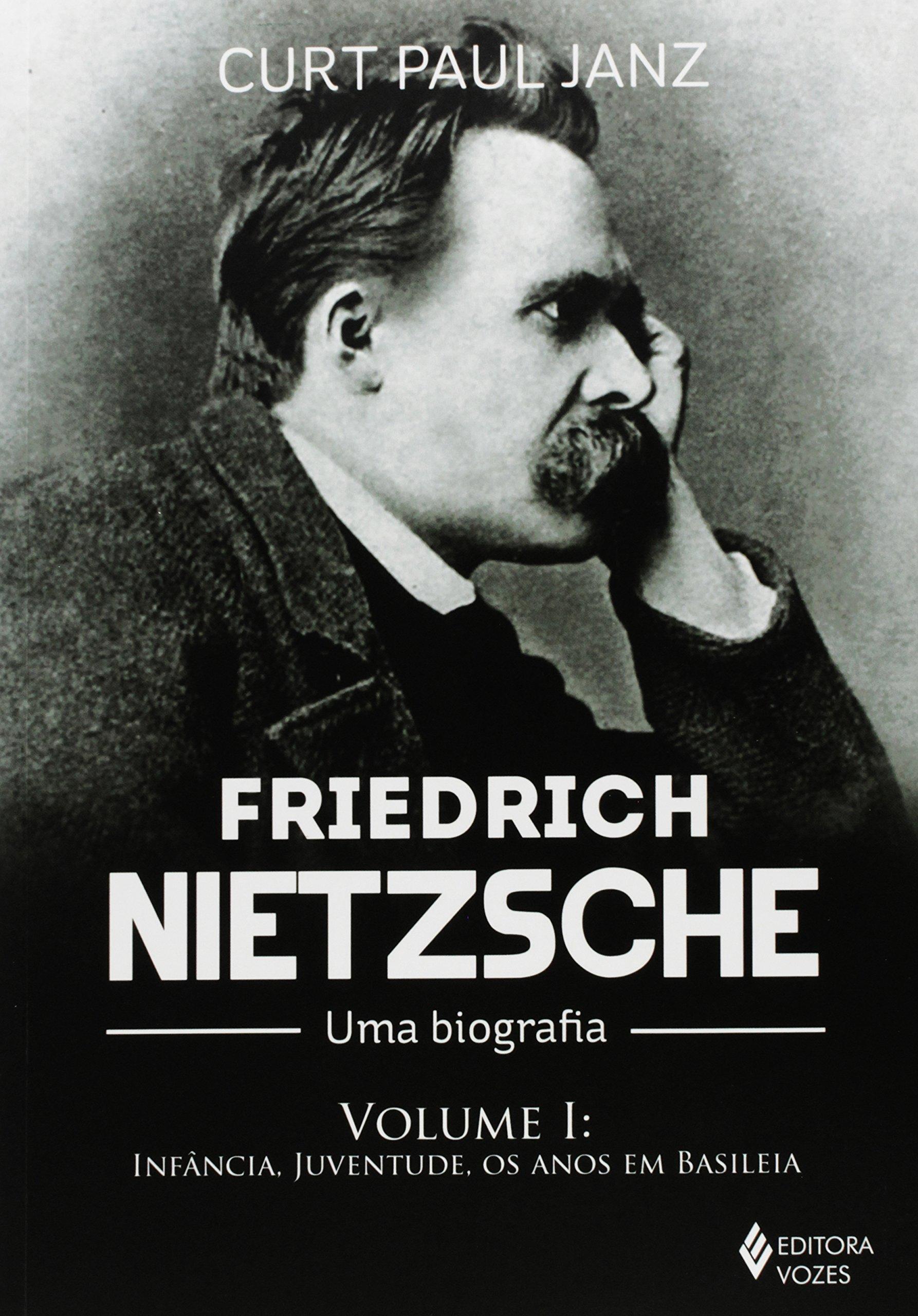 Friedrich Nietzsche: Uma Biografia - Caixa com 3 Volumes: Amazon.es: Curt Paul Janz: Libros