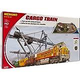 Train Mehano T113 Cargo avec la mise en page - Sep Train électrique en voie H0 avec le paysage industriel Plastico