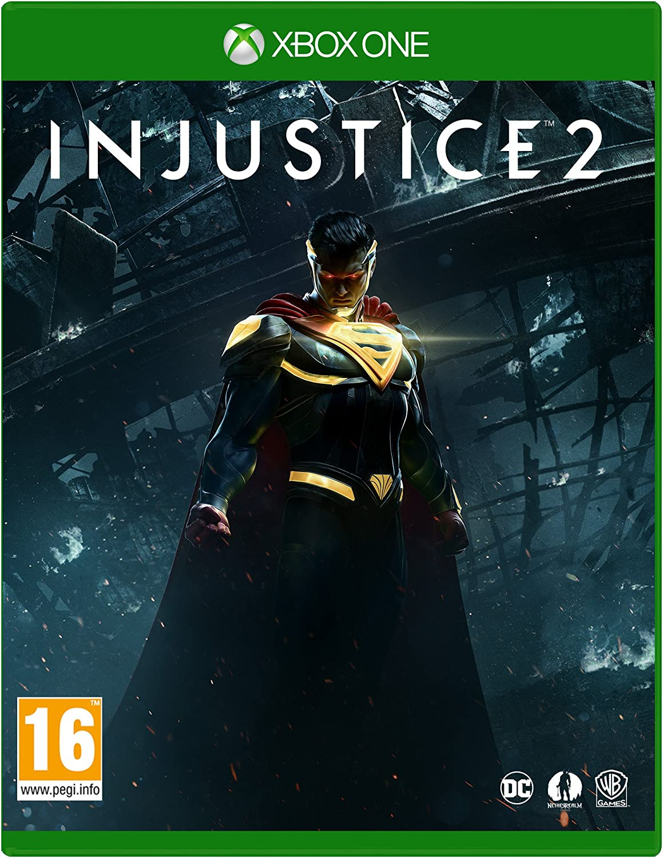 Injustice 2 (Xbox One) [importación inglesa]: Amazon.es: Electrónica