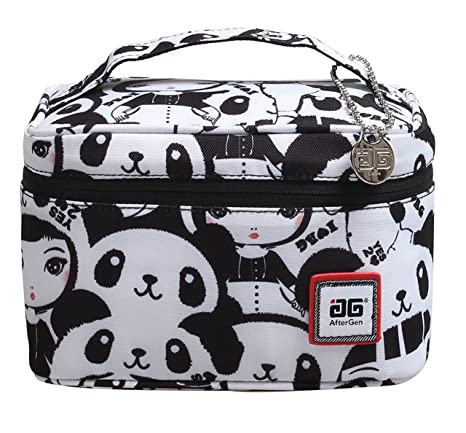 Aftergen Back To School Lunch Bag Panda Girl