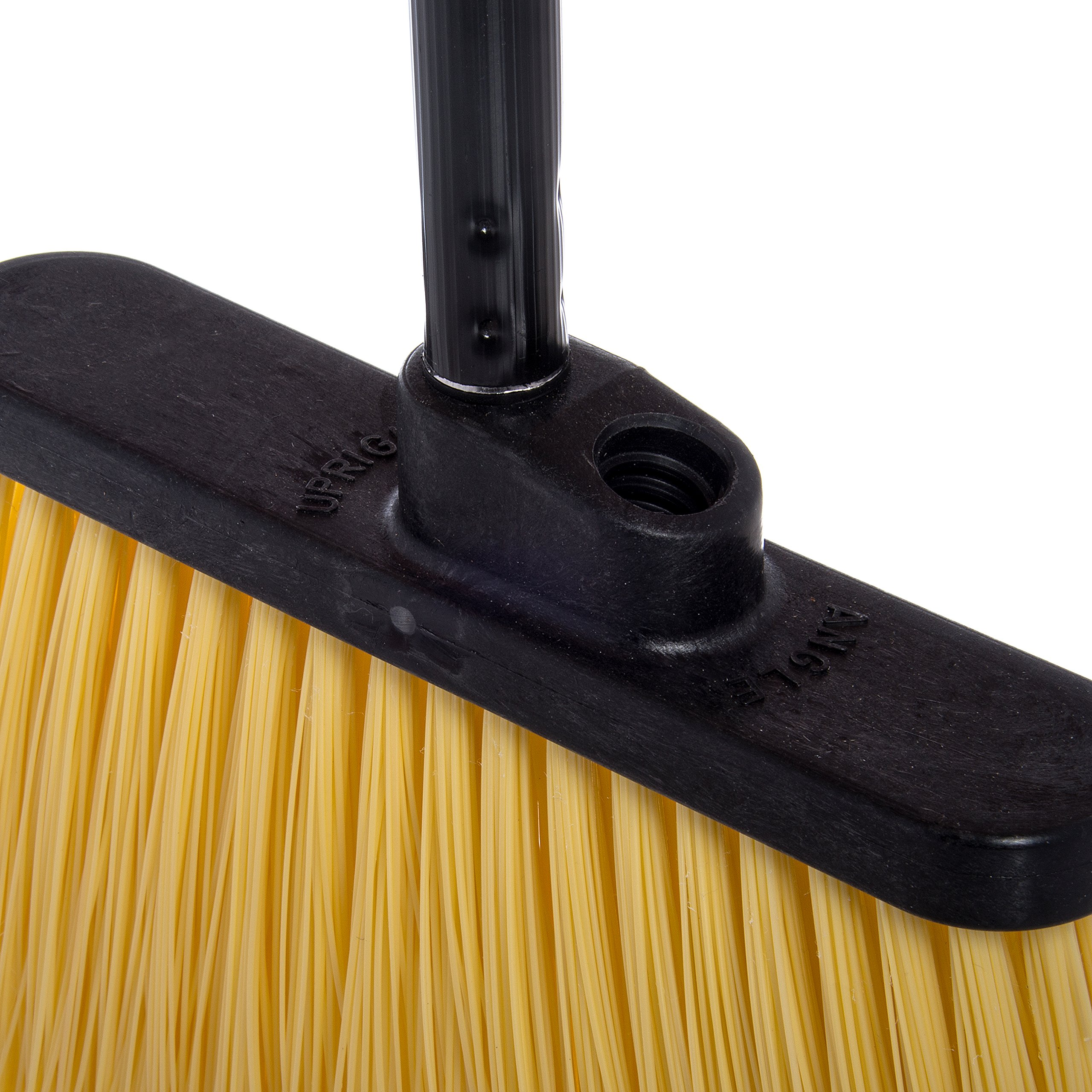 Carlisle 3686500 Duo-Sweep Flagged Angle Broom, 56'' Length by Carlisle (Image #5)