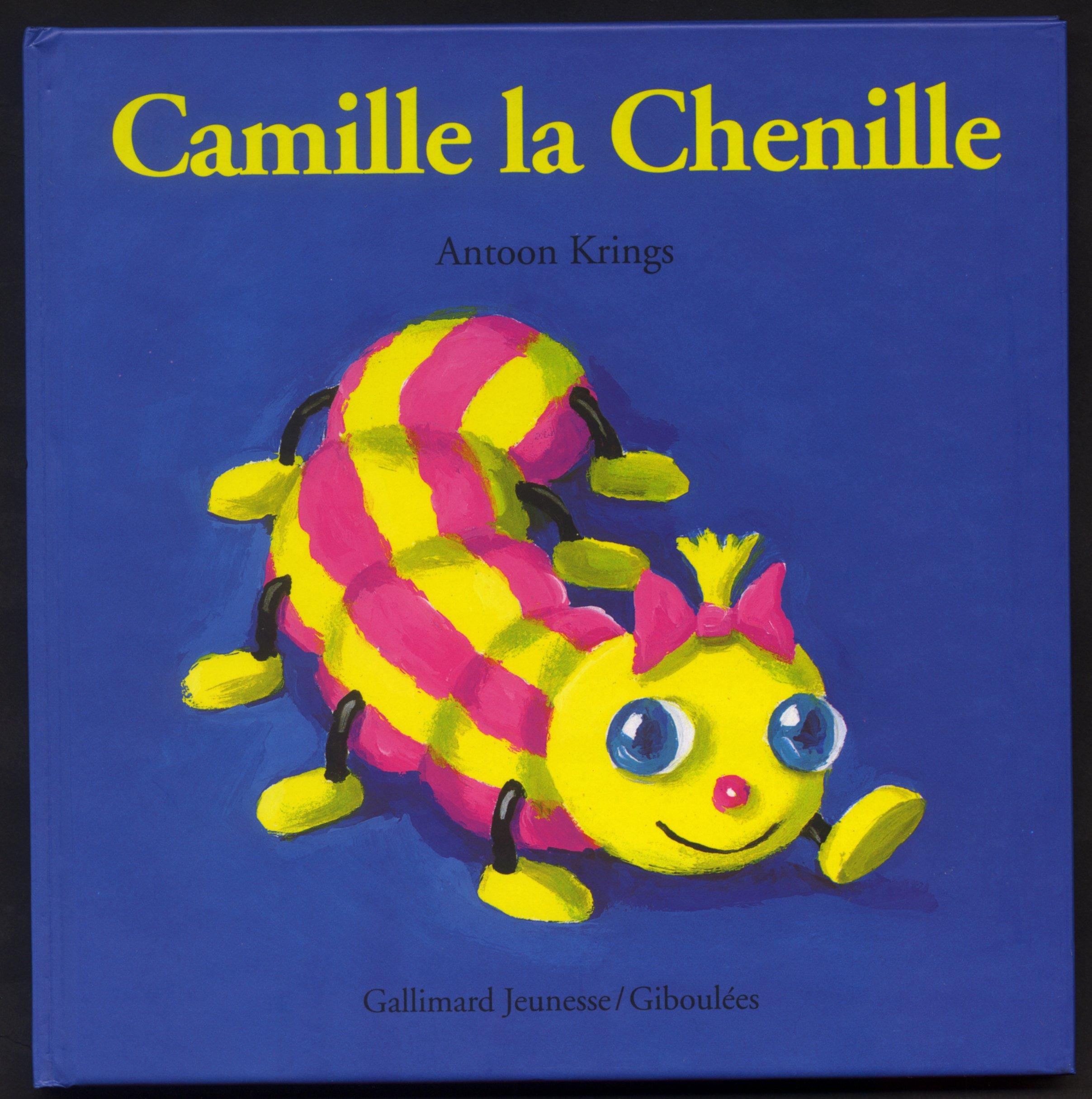 Camille la chenille histoire