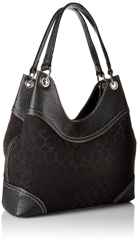 Nine West 9 Jacquard Shoulder Hobo Bag