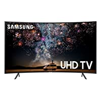 Deals on Samsung UN65RU7300 65-inch 4K UHD Curved HDR Smart LED TV