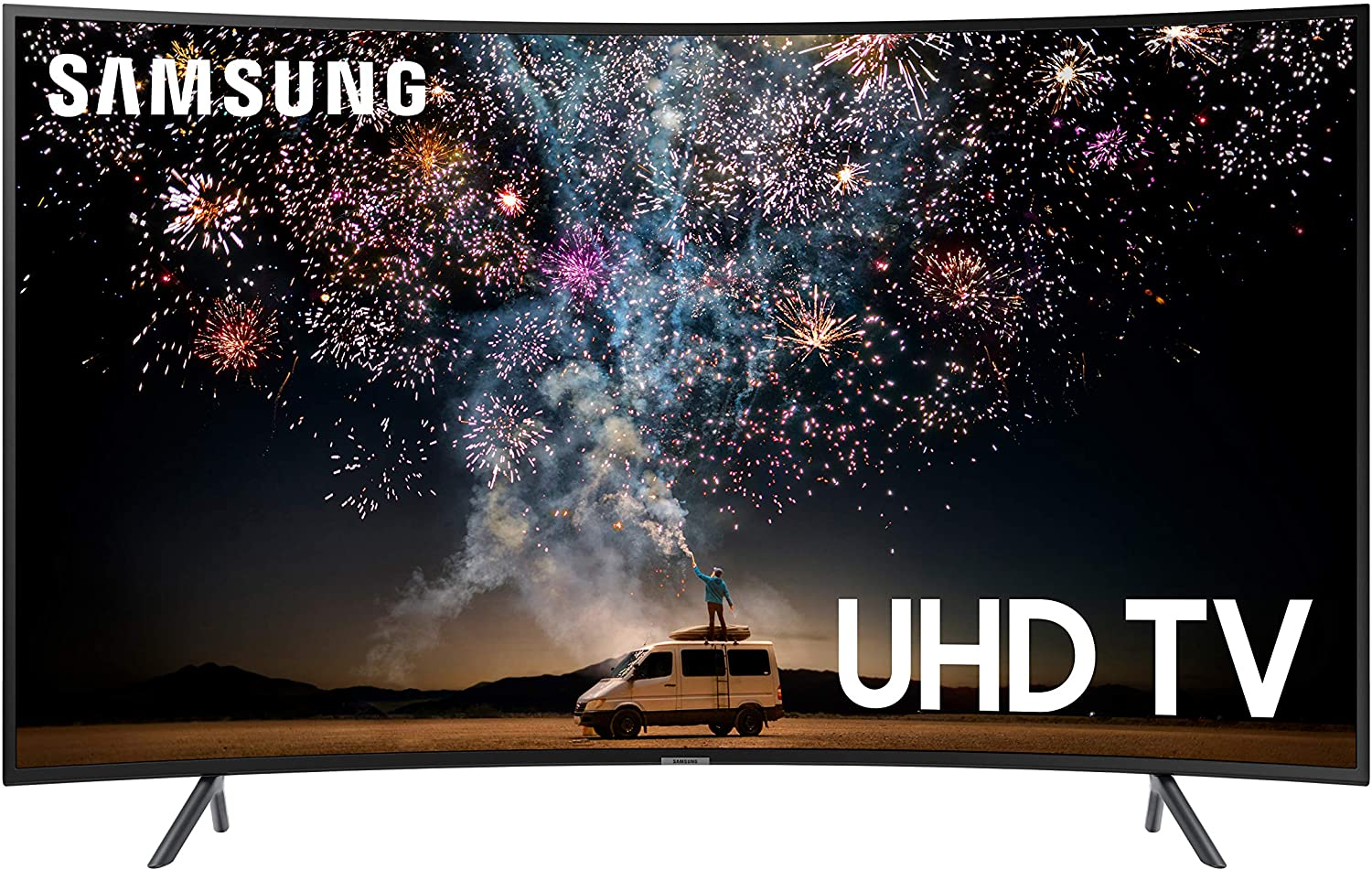 Curved 65-Inch 4K Ultra HD Smart TV
