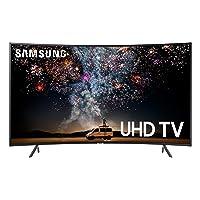 Samsung UN65RU7300FXZA Curved 65-Inch 4K UHD 7 Series Ultra HD Smart TV with HDR...
